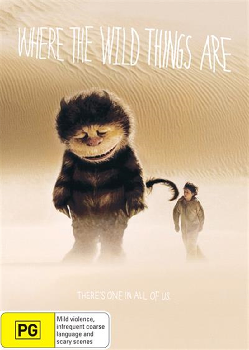 Where The Wild Things Are | DVD