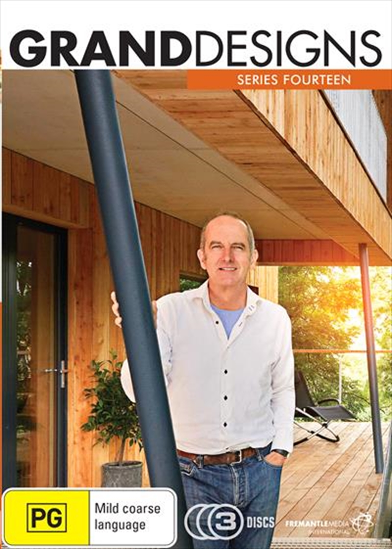 Grand Designs - Series 14 | DVD