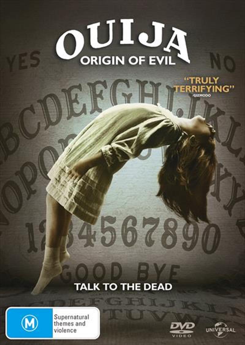 Ouija - Origin Of Evil | DVD