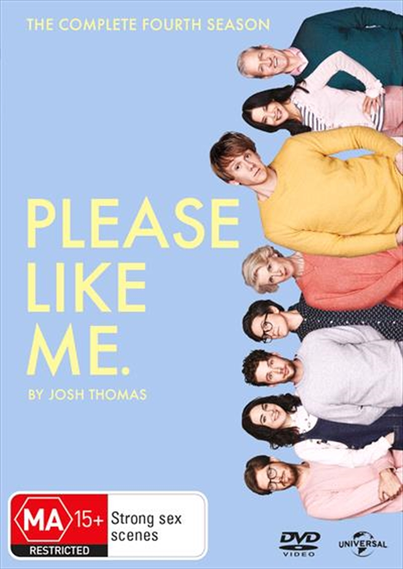 Please Like Me - Series 4 | DVD
