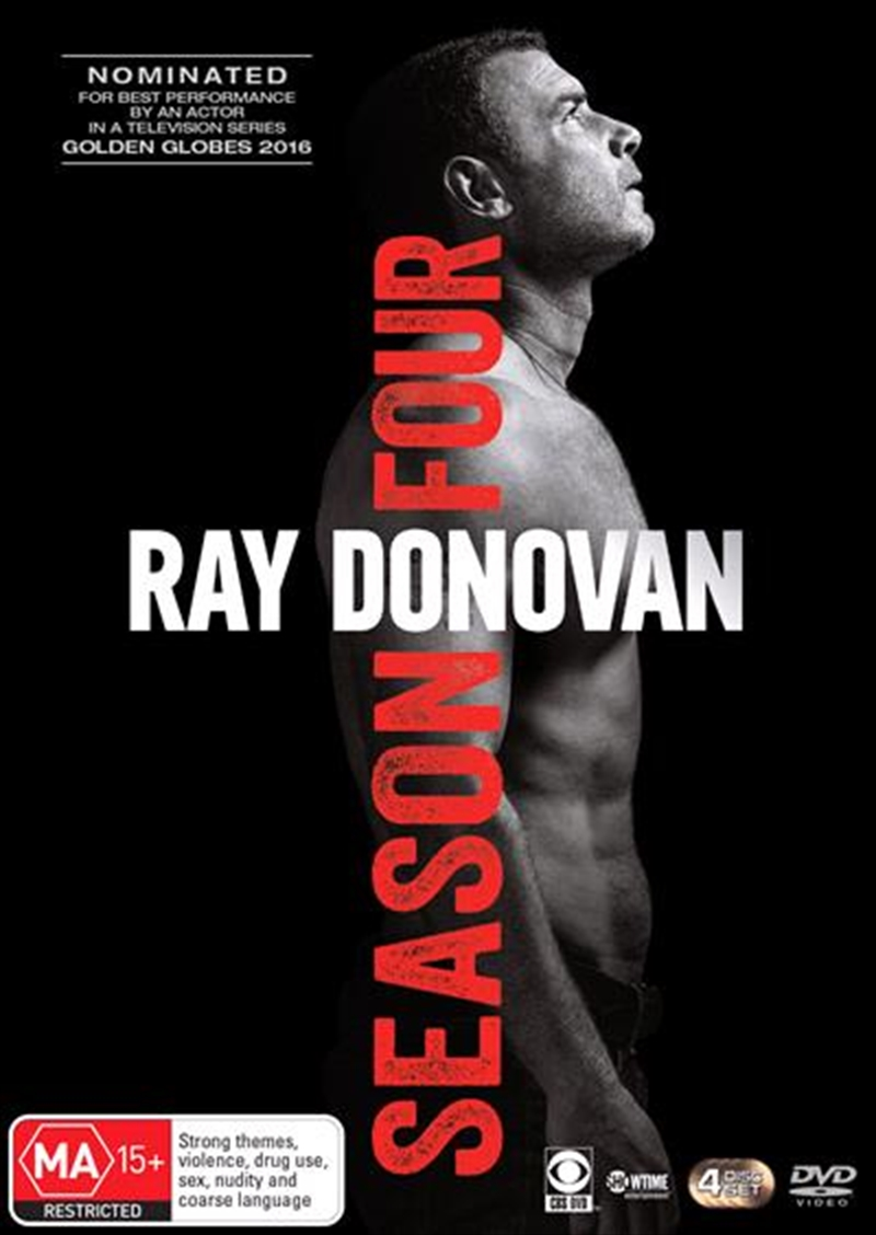 Ray Donovan - Season 4 | DVD