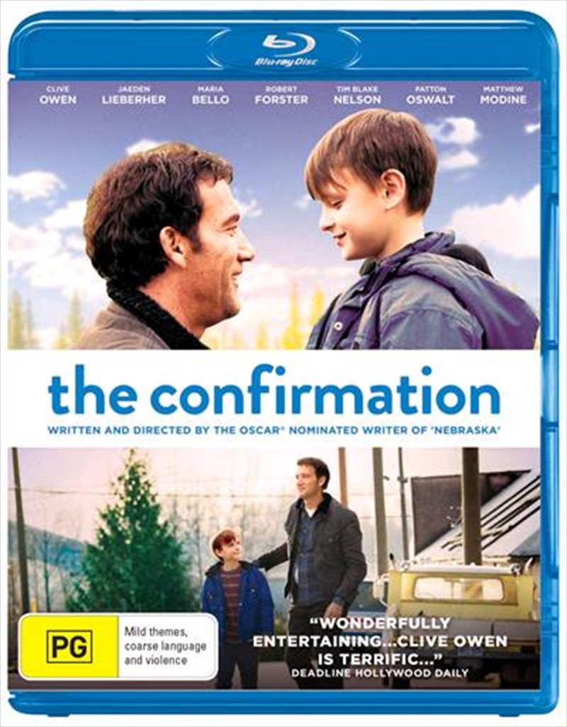 Confirmation, The | Blu-ray