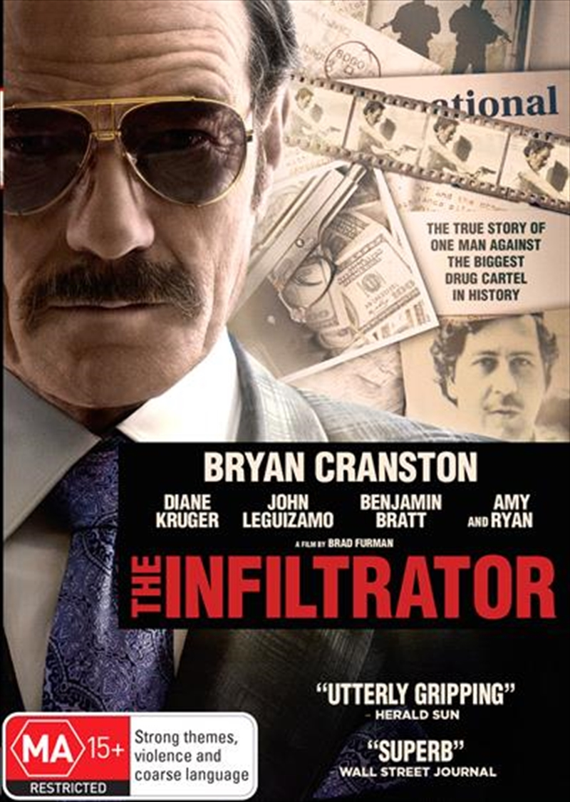 Infiltrator, The | DVD