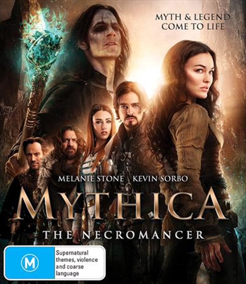 Mythica - The Necromancer | Blu-ray