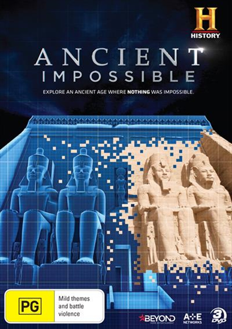 Ancient Impossible | DVD