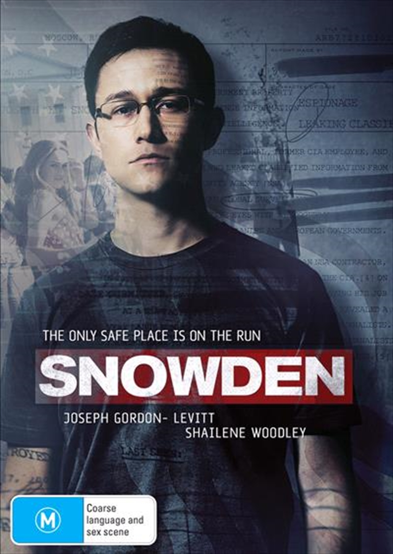 Snowden | DVD
