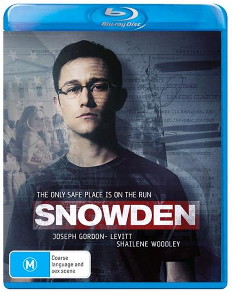 Snowden | Blu-ray
