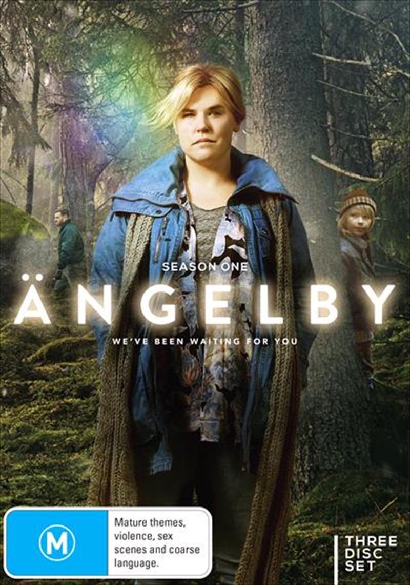 Angelby - Season 1   DVD
