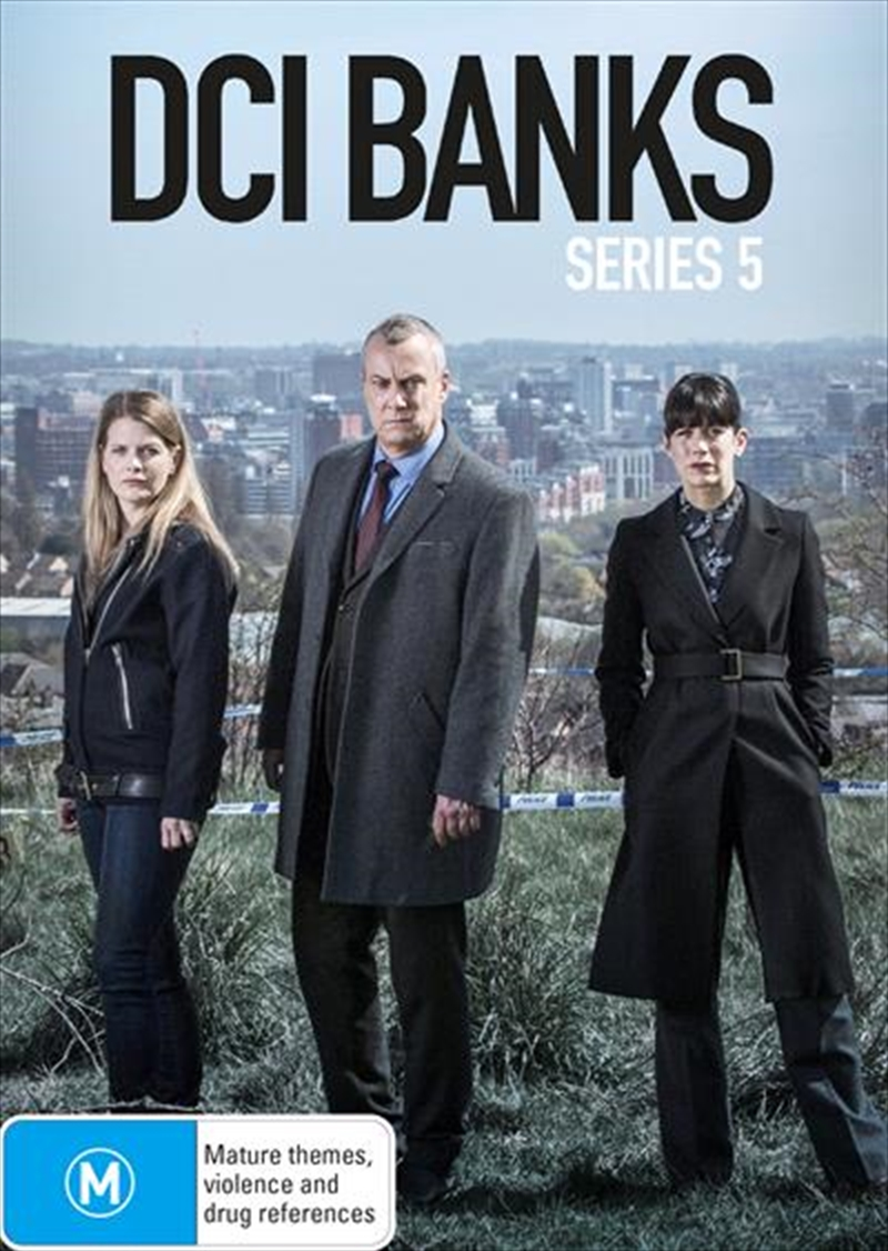 DCI Banks - Series 5 | DVD