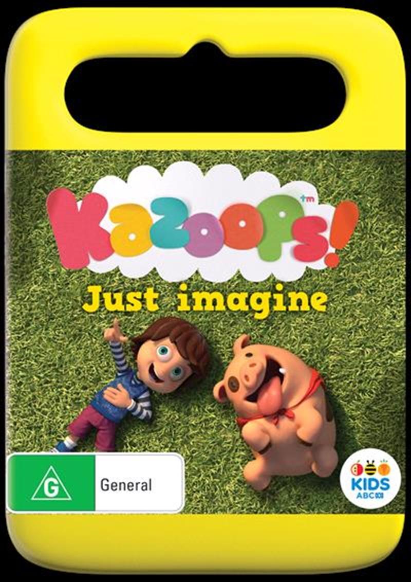 Kazoops - Just Imagine   DVD