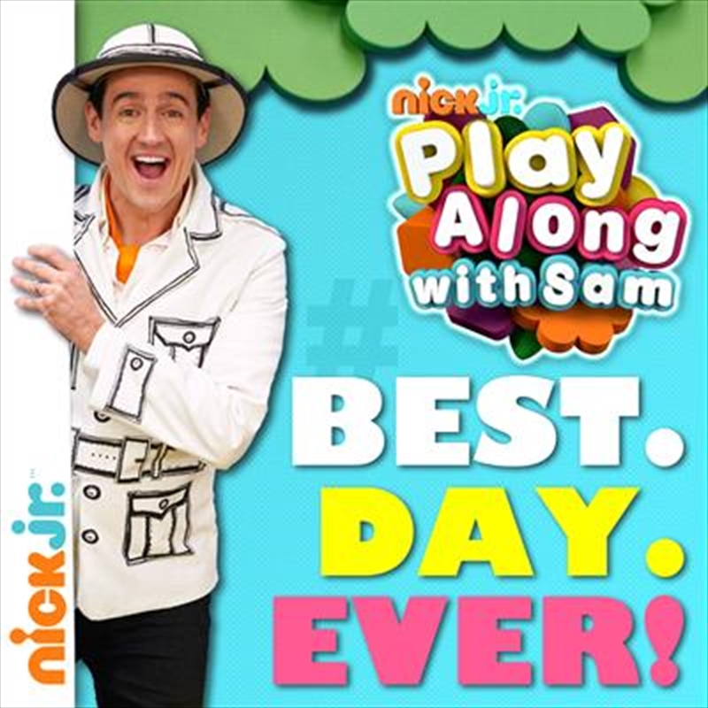 Play Along With Sam- Best Day Ever! | CD