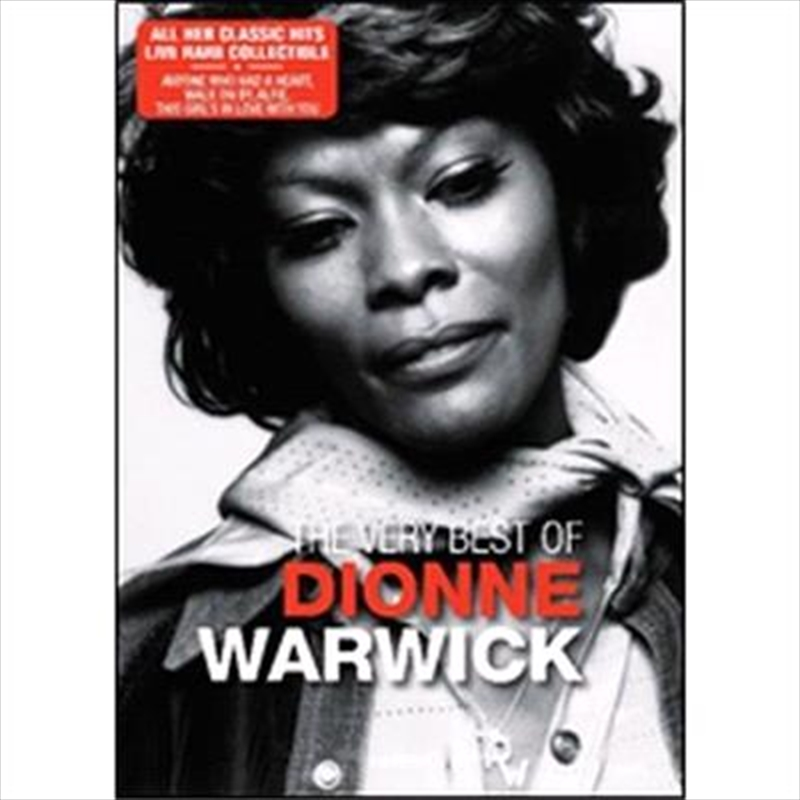Very Best Of Dionne Warwick | DVD