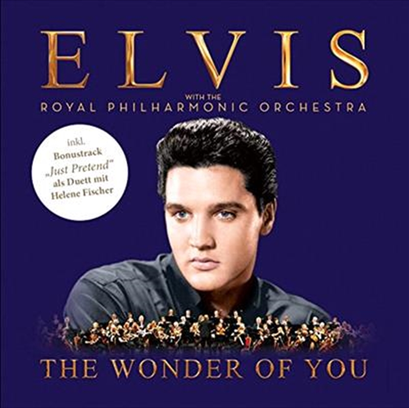 Wonder Of You- Elvis Presley With The Royal Philharmonic Orchestra, The | Vinyl