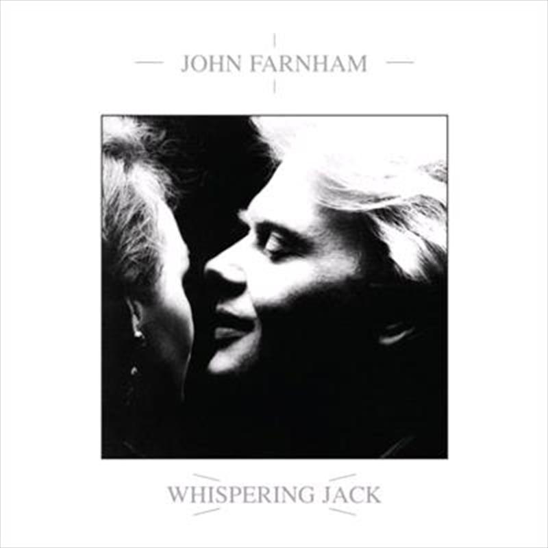 Whispering Jack   CD
