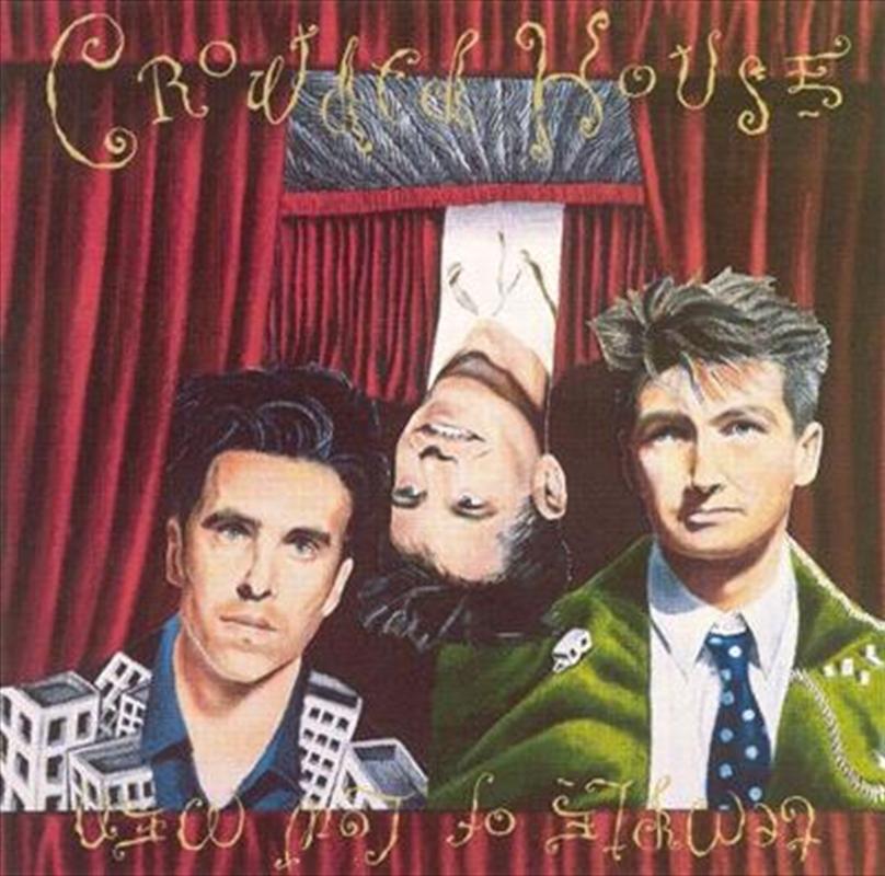 Temple Of Low Men   CD