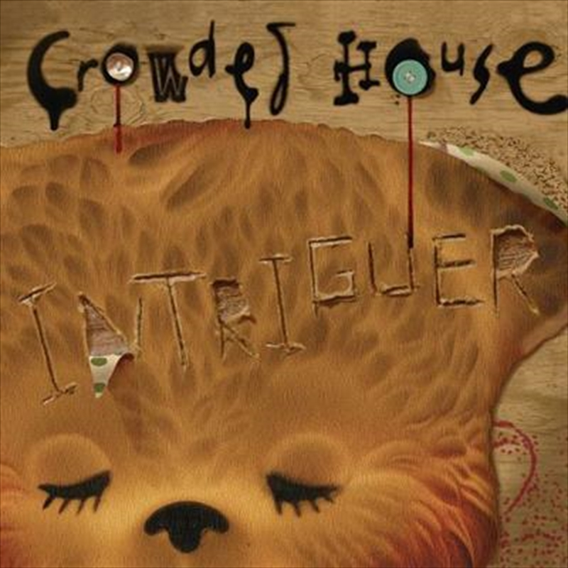 Intriguer | CD