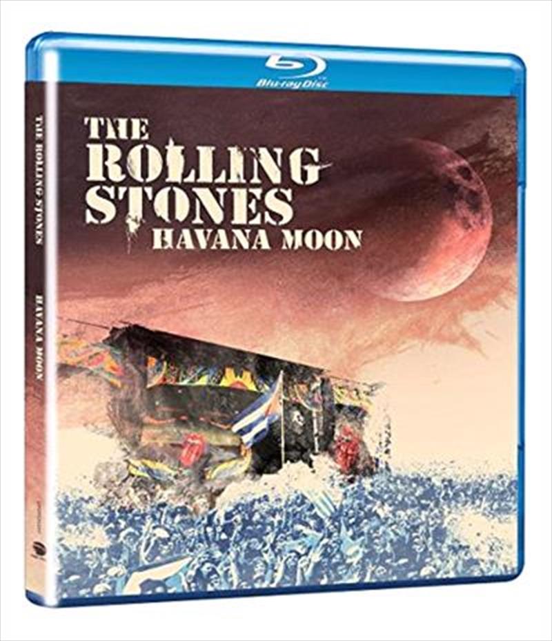 Havana Moon | Blu-ray