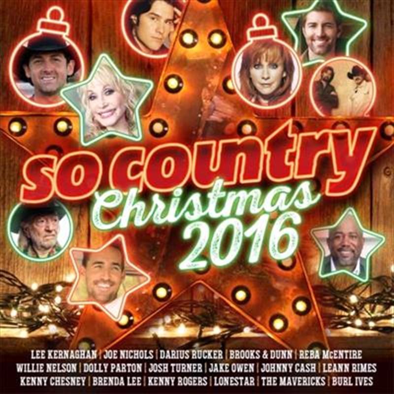 so country christmas 2016 - Country Christmas Cd