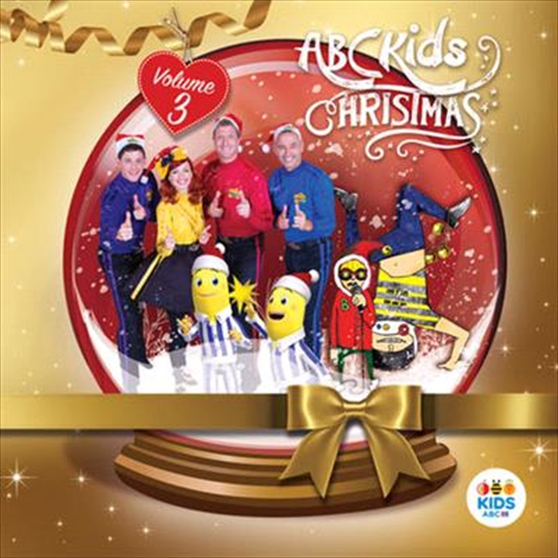 ABC For Kids Christmas Volume 3