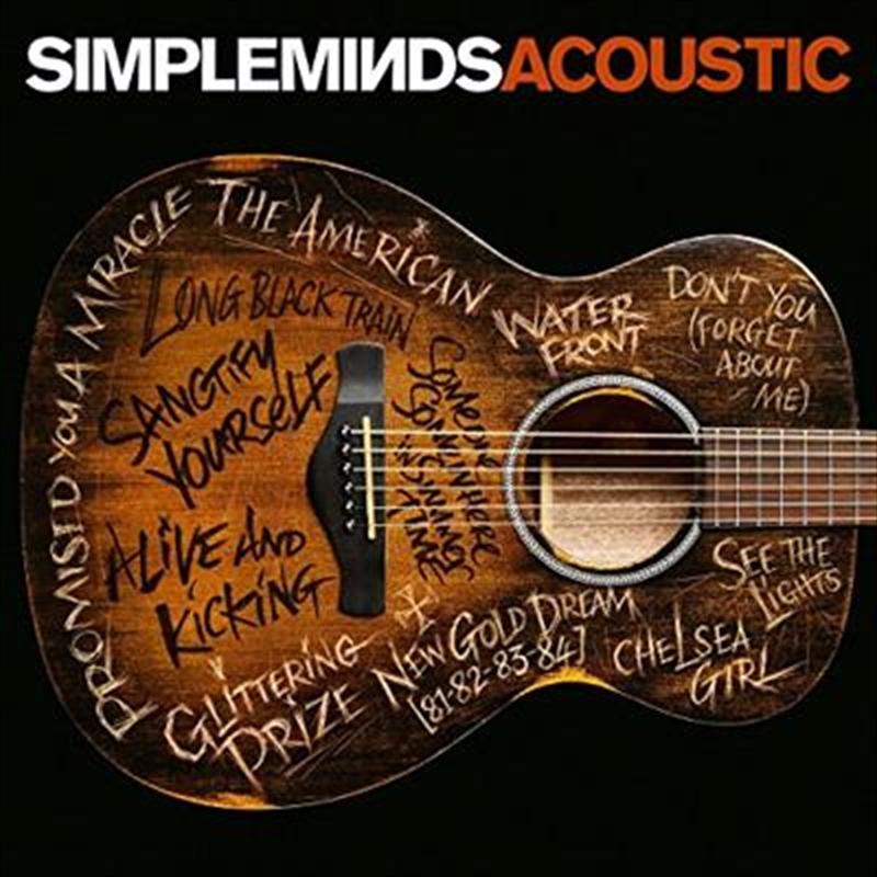 Acoustic   CD