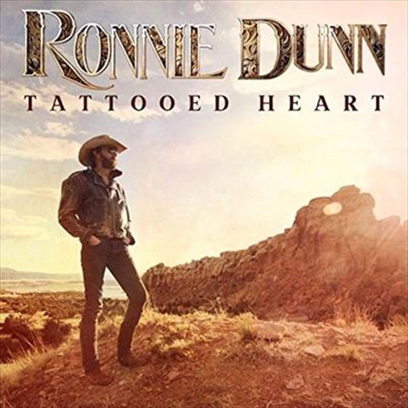 Tattooed Heart | CD