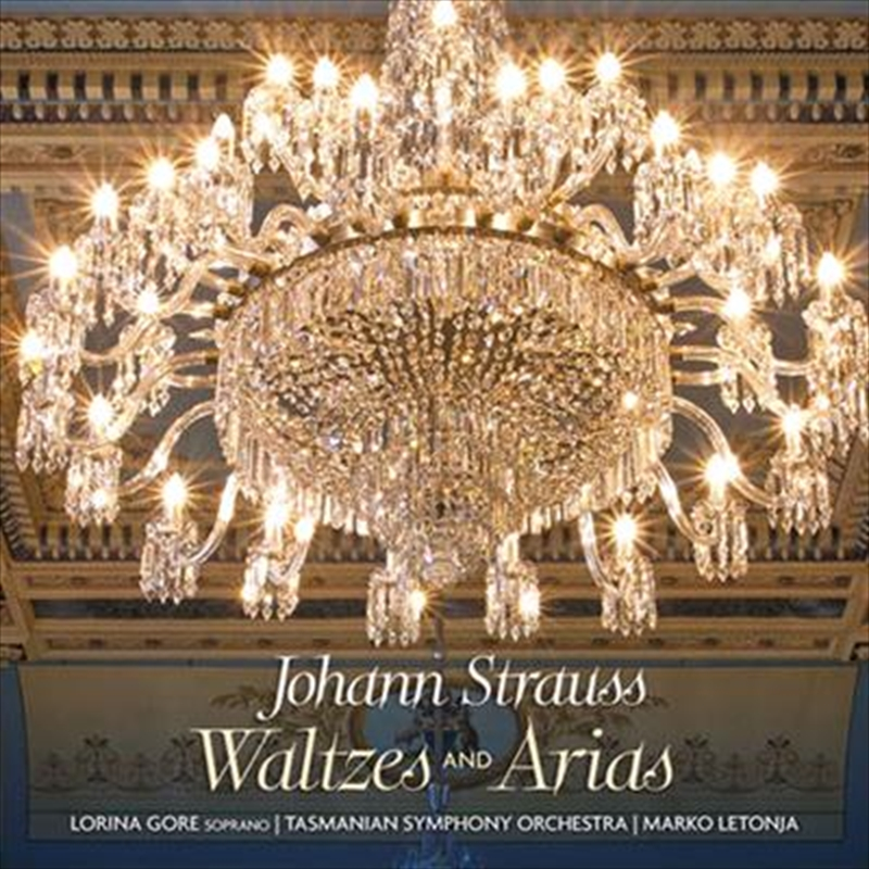 Johann Strauss - Waltzes & Arias | CD