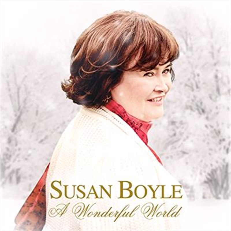 A Wonderful World | CD