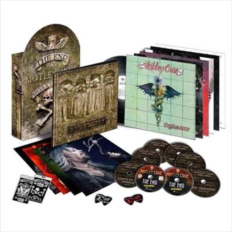 End: Boxset | CD/DVD/LP