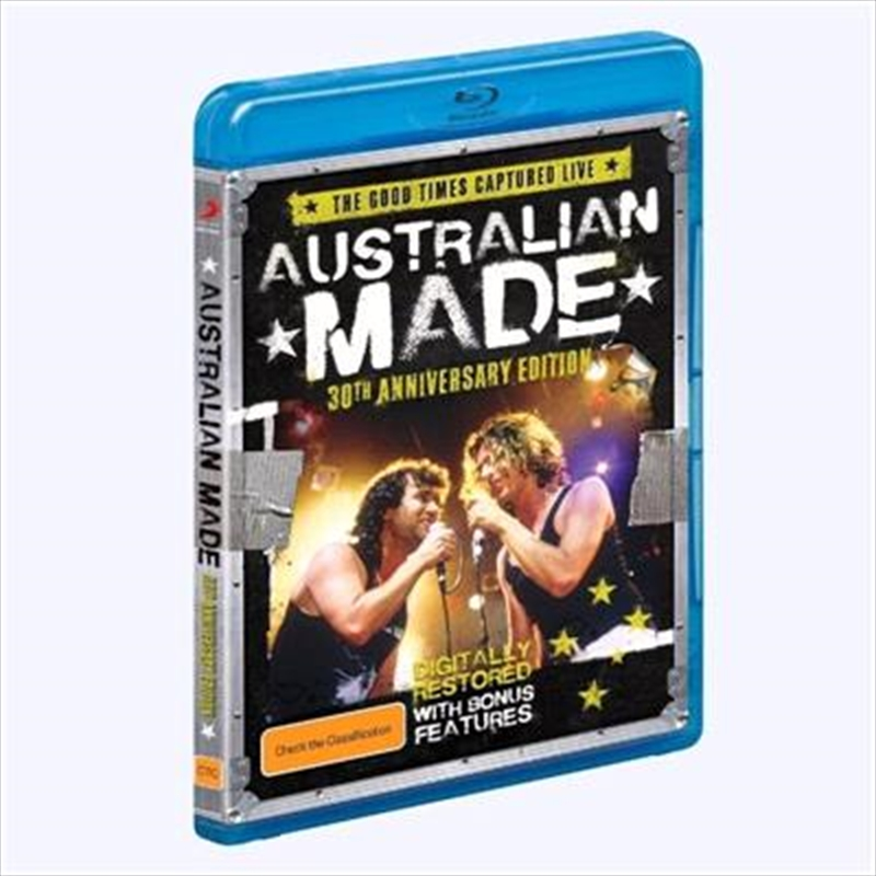 Australian Made: 30th Anniversary Edition | Blu-ray