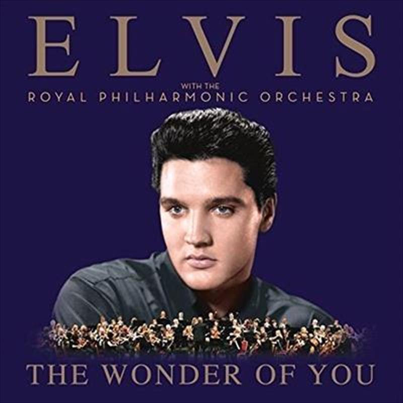 Wonder Of You: Elvis Presley | Vinyl