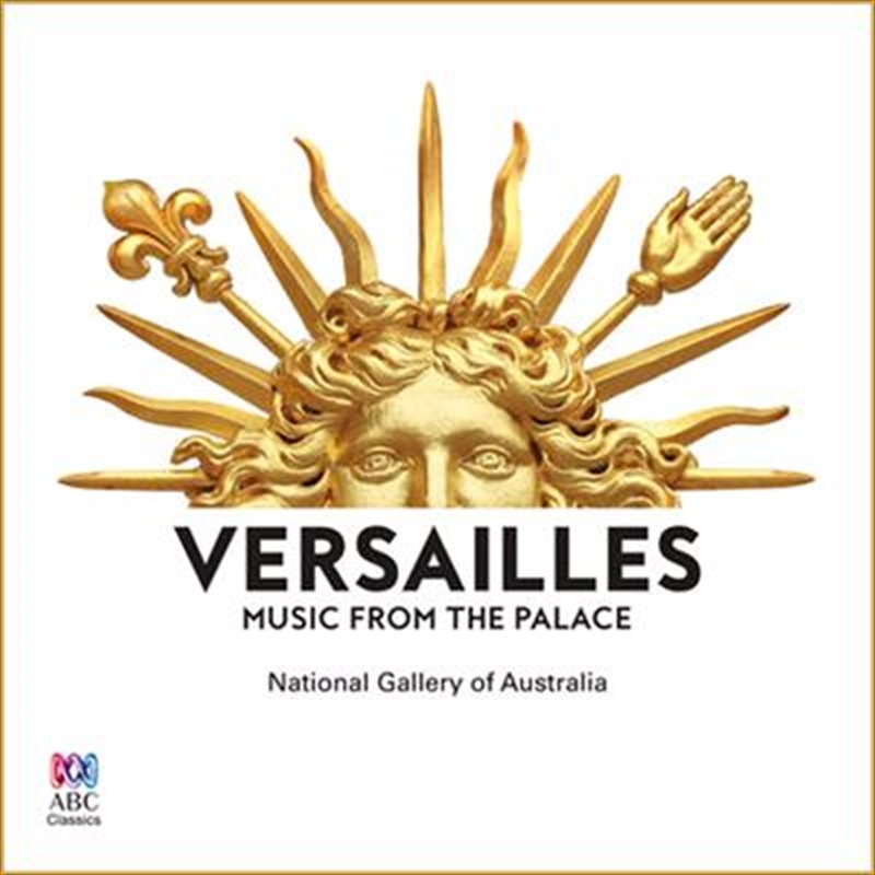 Versailles: Music From The Palace | CD