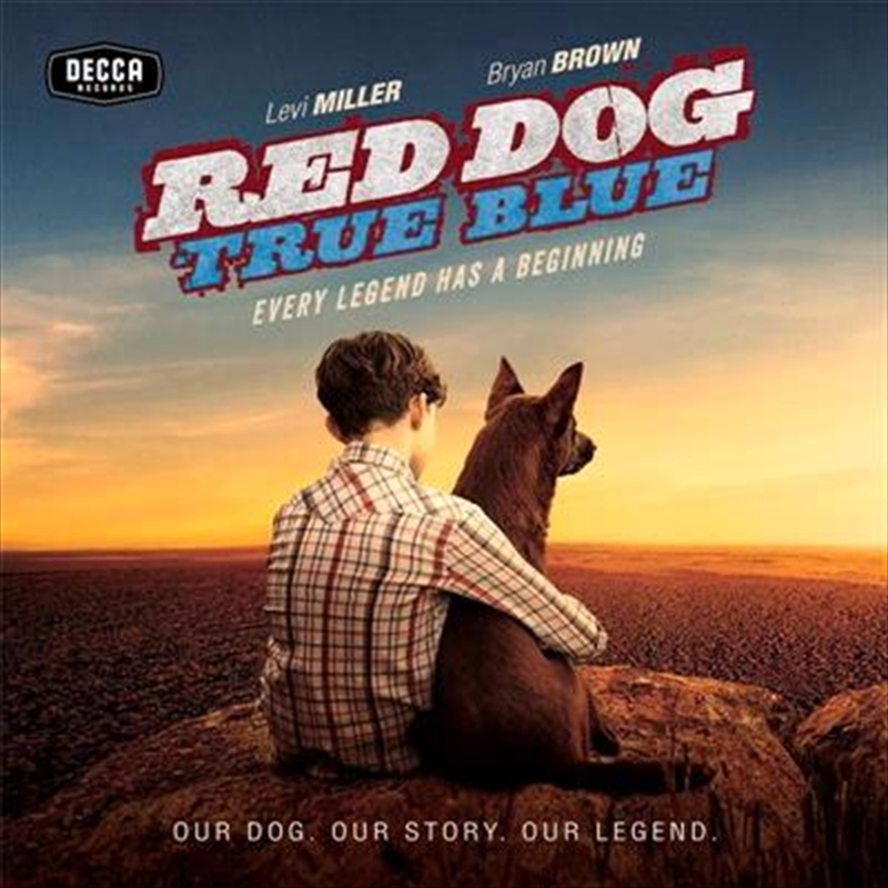 Red Dog: True Blue: Deluxe Edition | CD