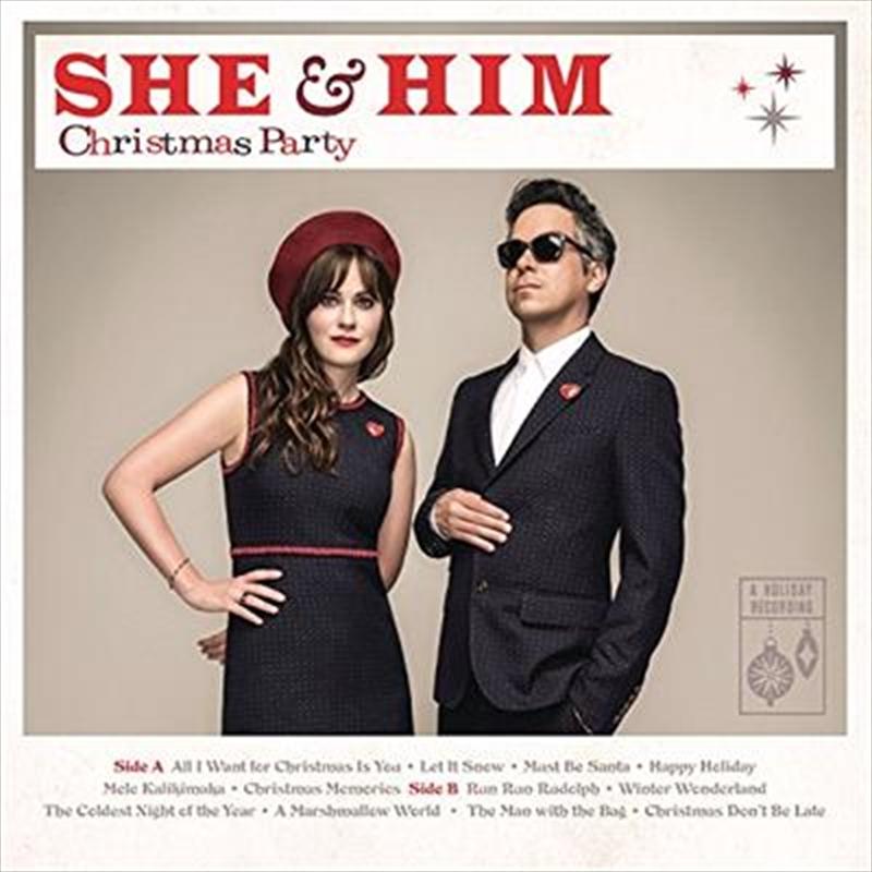 Christmas Party | Vinyl