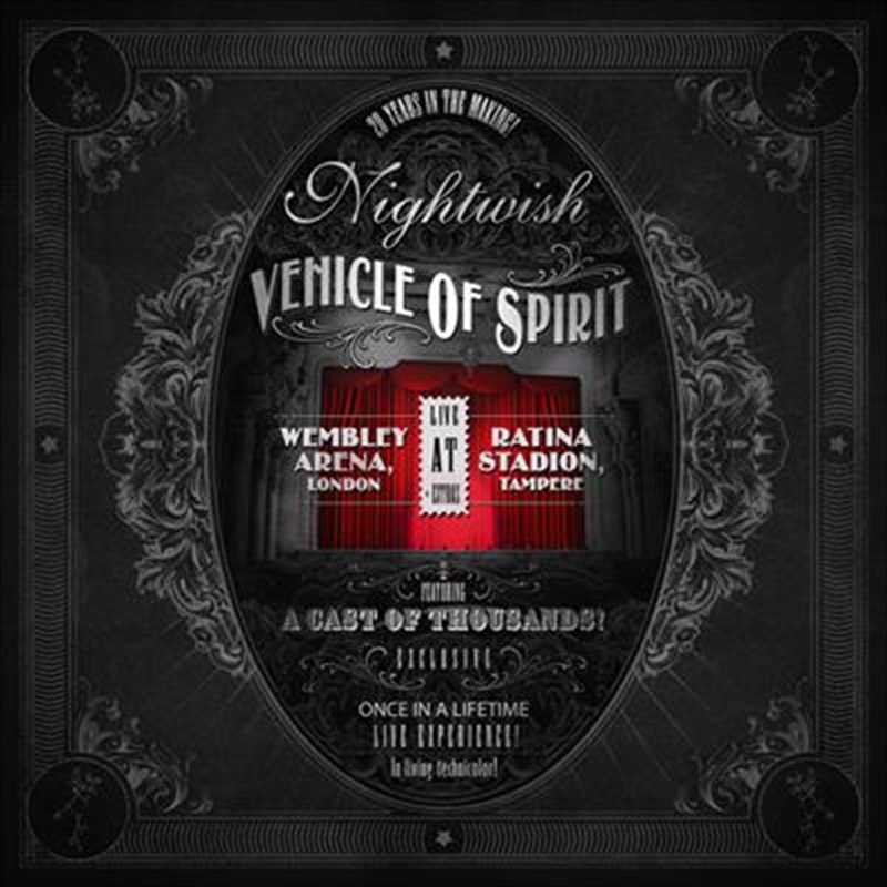 Vehicle Of Spirit | Blu-ray