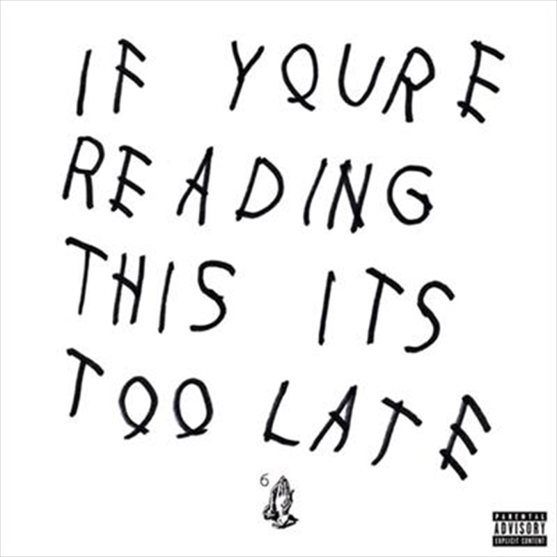 If You're Reading This It's Too Late | Vinyl