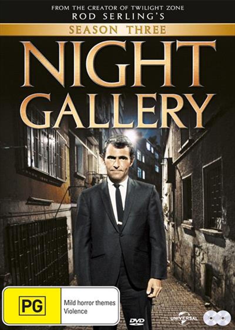 Night Gallery - Season 3 | DVD