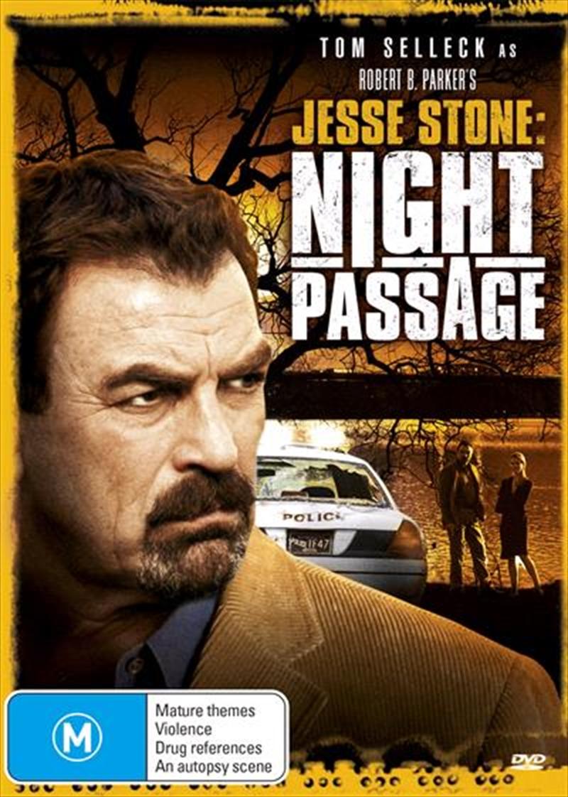 Jesse Stone - Night Passage | DVD