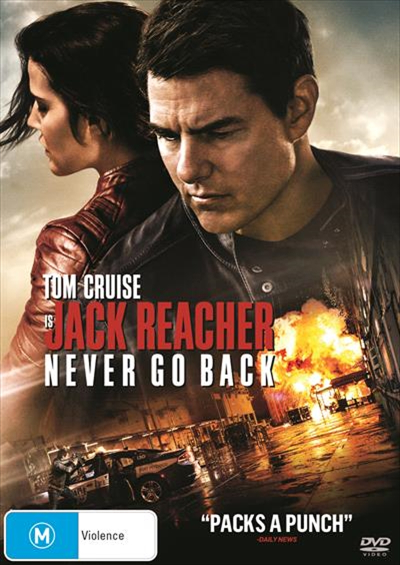 Jack Reacher - Never Go Back | DVD