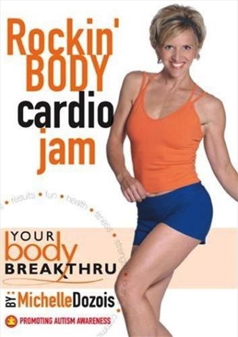 Rockin Body Cardio Jam | DVD