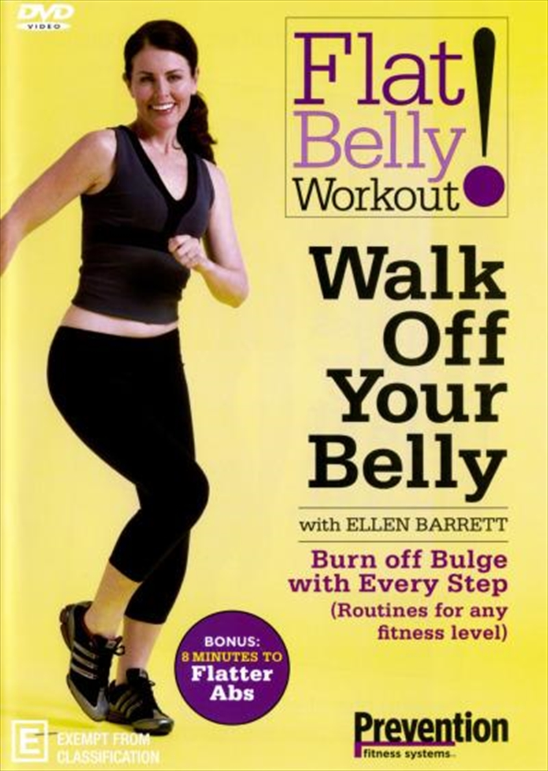 Walk Off Belly Fat | DVD