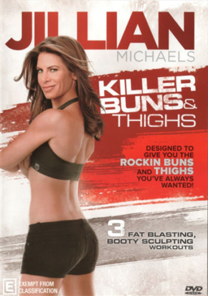 Killer Buns And Thighs | DVD