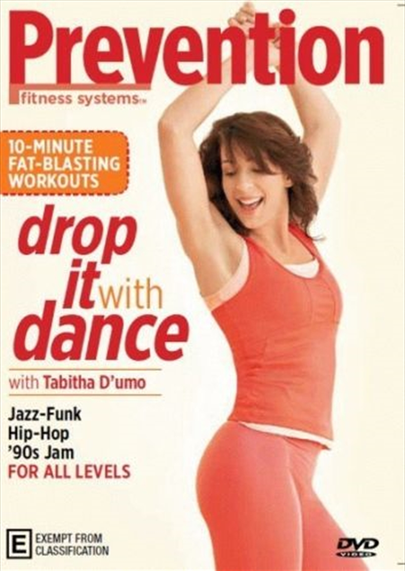 Prevention: Drop It With Dance | DVD