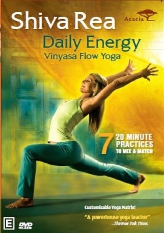 Shiva Rea: Vinyasa Flow Yoga | DVD