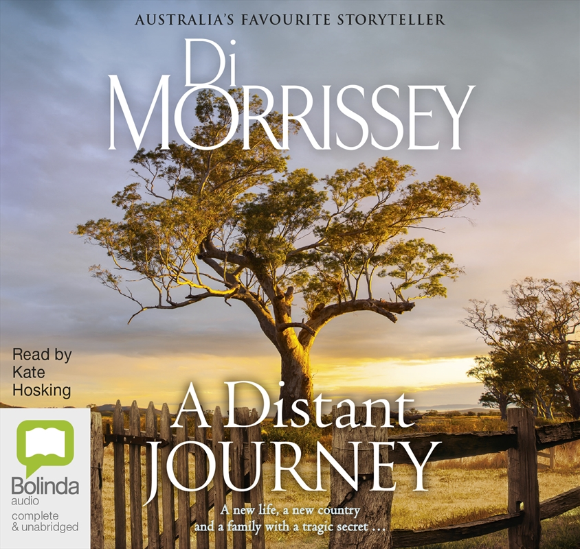 A Distant Journey | Audio Book