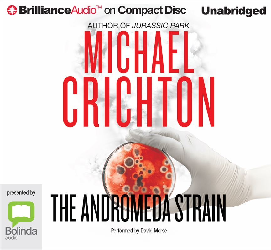 Andromeda Strain | Audio Book