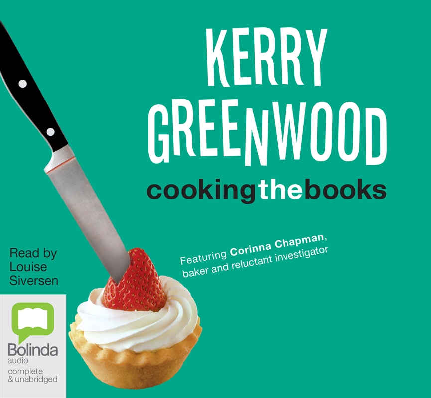 Cooking The Books | Audio Book