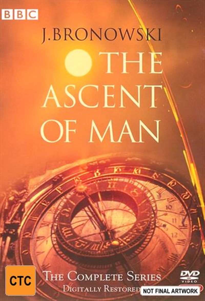 The Ascent Of Man - The Complete Series | DVD