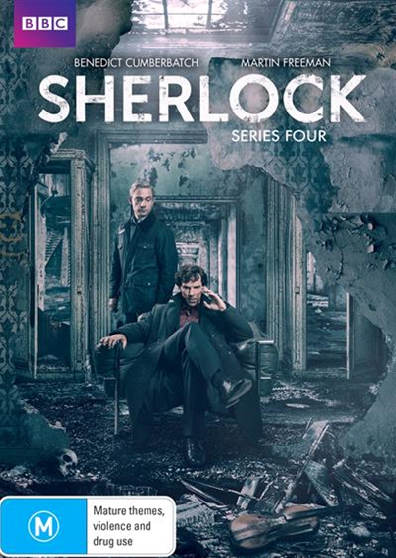 Burning Series Sherlock 4