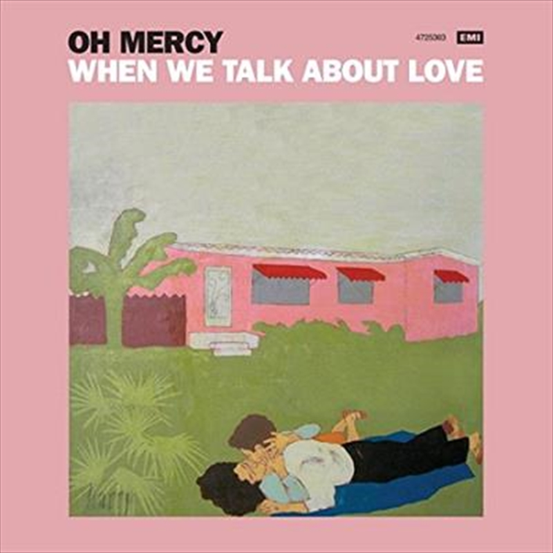 When We Talk About Love | CD