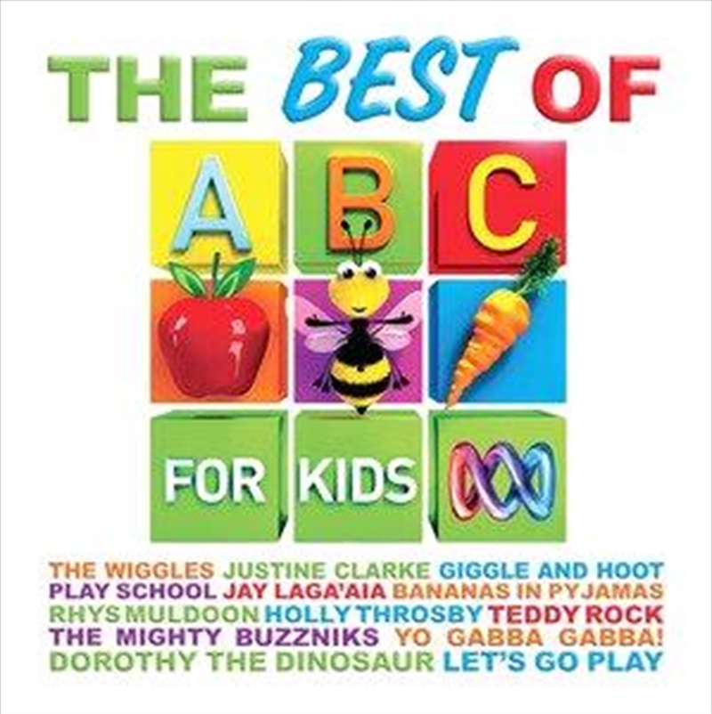 Best Of Abc For Kids | CD